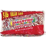 Smarties Classic Candy Wafer Rolls, Assorted, 80 Oz. (209-00009)