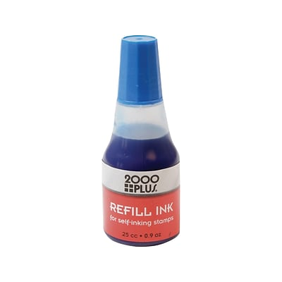 2000 Plus Ink Refill, Blue Ink (032961)