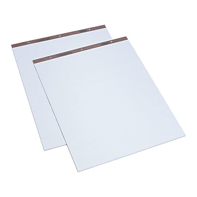 TOPS Easel Pads, 27 x 34, White, 50 Sheets/Pad, 2/Carton (7903)