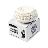 Bunn White Paper Filters, 250/Pack (BCF-250)