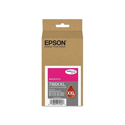 Epson 788XXL Magenta Extra High Yield Ink Cartridge (4151146)
