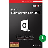 Stellar Converter for OST Corporate for 1 User, Windows, Download (SCOSTWV92018)