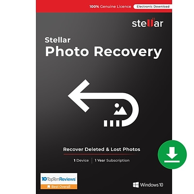 Stellar Repair for Outlook Professional for 1 User, Windows, Download (SROPWV92018)