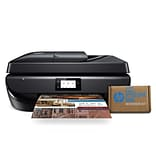 HP OfficeJet 5260 Wireless Color All-In-One Inkjet Printer w/ Up To 2 Years of Free Ink (Z4B13A)