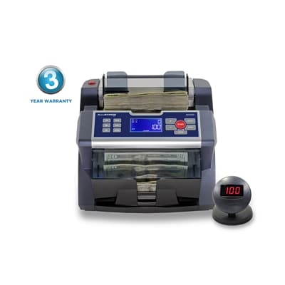AccuGuard Bill Counter with Dust Cover AB5200 (AB5200)