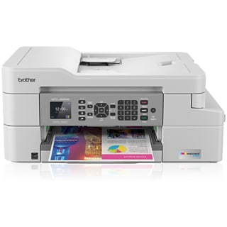 Brother INKvestment Tank MFC-J805DW XL Wireless Color Inkjet All-in-One Printer