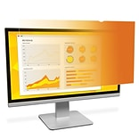 3M™ Gold Privacy Filter for 23 Widescreen Monitor (16:9) (GF230W9B)