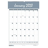House of Doolittle 2020 Monthly Wall Calendar 12 x 17 Bar Harbor (HOD332)