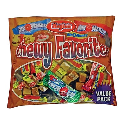 Mayfair Chewy Favorites Chewies, Variety, 27 Oz. (MYS5537812)