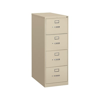 Prime Hon S380 4 Drawer Vertical File Cabinet Locking Legal Putty 26 5D Hs384Cpl Home Interior And Landscaping Transignezvosmurscom