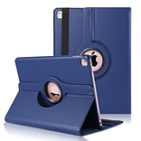 360 Rotating Leather Case for iPad Pro 9.7, Blue
