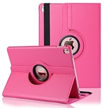 360 Rotating Leather Case for iPad Pro 9.7, Pink