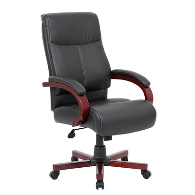Boss® Leatherplus Executive Chair