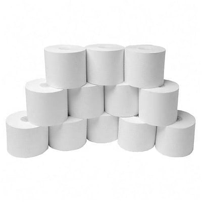 Quill Brand® 3 Cash Register Bond Rolls Single-Ply; 3x150
