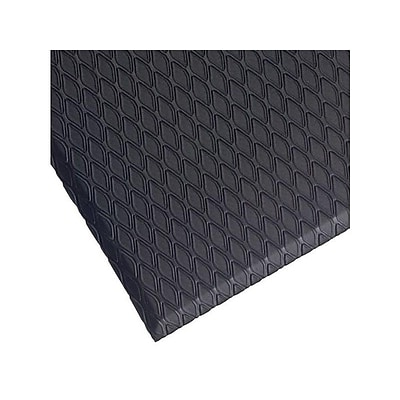 M + A Matting Cushion Max Anti-Fatigue Mat, 36 x 24, Charcoal (414000023)