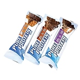 Pure Protein Bars, Chocolate Peanut Butter, Chocolate Deluxe, Chewy Chocolate Chip, 1.76 Oz., 18/Pac