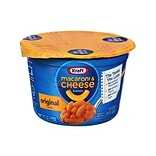 Kraft Easy Mac Noodles, Cheese, 2.05 Oz., 10/Carton (GEN01641)