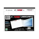 Roaring Spring Paper Products landscape Wide Pads - 40 Sheets Per Pad (RSPRD143)