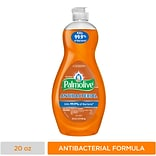 Palmolive Ultra Antibacterial Dish Soap Liquid, Orange Scent (US04232A)
