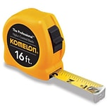 Komelon® Professional Series Power Tapes, 16 ft Blade (416-4016)