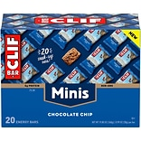 Clif Bar Chocolate Chip Minis 1.0 oz, 4 Count (CCC37654)