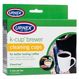 Urnex K-Cup Brewer Cleaning Cups 5pack, (UBI70135)