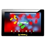 LINSAY F10 Series 10.1 Tablet, WiFi, 2GB RAM, 32GB, Android 10, Black (F10XIPS)