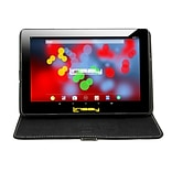 LINSAY F10 Series 10.1 Tablet, WiFi, 2GB RAM, 32GB , Android 10, Black w/Black Case (F10XIPSB)