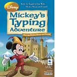 Individual Software Disney Mickeys Typing Adventure Gold Version for 1 User, Mac, Download