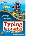 Individual Software Typing Instructor for Kids Gold for 1 User, Mac, Download