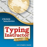 Individual Software Typing Instructor Gold for 1 User, Windows, Download