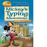 Individual Software Disney Mickeys Typing Adventure Gold Version for 1 User, Windows, Download