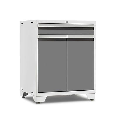 NewAge Products Pro 3.0 Series Split Cabinet, White (52403)