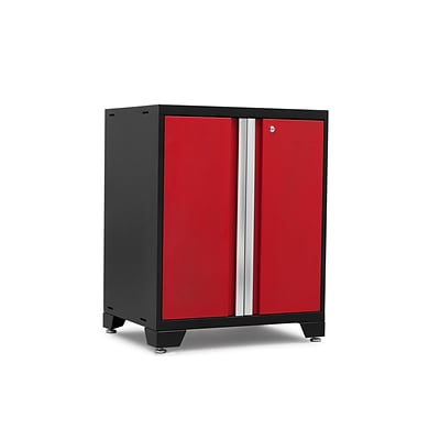 NewAge Products Pro 3.0 Series Base Cabinet, Red (52202)
