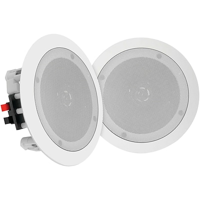Pyle Home Pdicbt852rd 8 Bluetooth Ceiling/wall Speakers