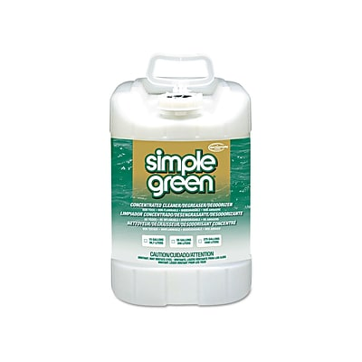 Simple Green Cleaner and Degreaser, Sassafras, 640 oz. (SPG13006)