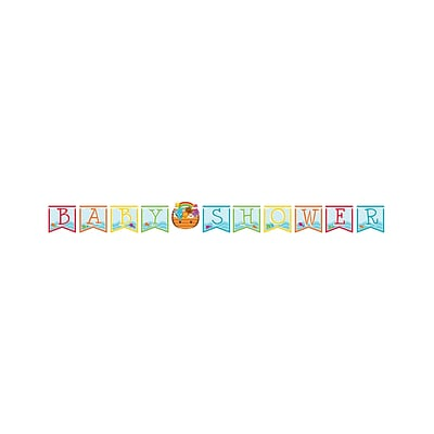 Creative Converting Noahs Ark Ribbon Banner (317678)