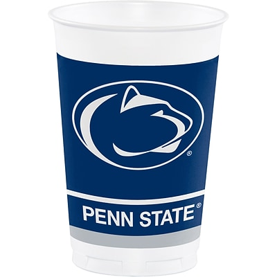 NCAA Pennsylvania State University Plastic Cups 8 pk (374729)