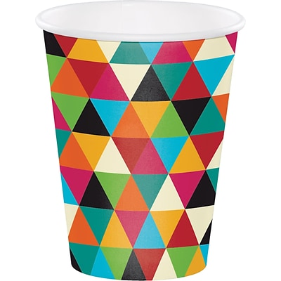 Creative Converting Birthday Kraft Cups 8 pk (375980)