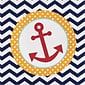 Creative Converting Ahoy Matey Nautical Napkins 18 pk (667226)
