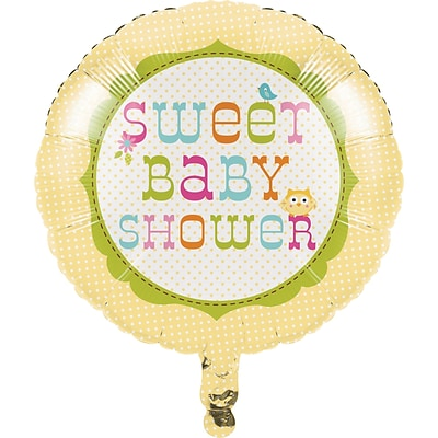 Creative Converting Happi Tree Mylar Balloon (047128)