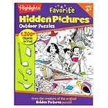Highlights® Favorite Hidden Pictures® - Outdoor Puzzles (ELP091788)