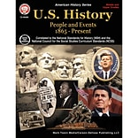 Carson-Dellosa U.S. History: People and Events 1865-Present Resource Book, Grades 6-High School (CD-
