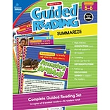 Carson-Dellosa Guided Reading: Summarize, Grades 5-6 (CD-104934)