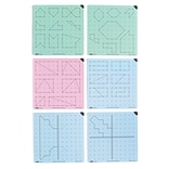Learning Advantage Geoboard Activity Cards (CTU20300)