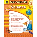 Teacher Created Resource Daily Warm-Ups, Grade 3 (TCR7368)