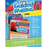 Carson-Dellosa Guided Reading: Infer, Grades 3-4 (CD-104924)
