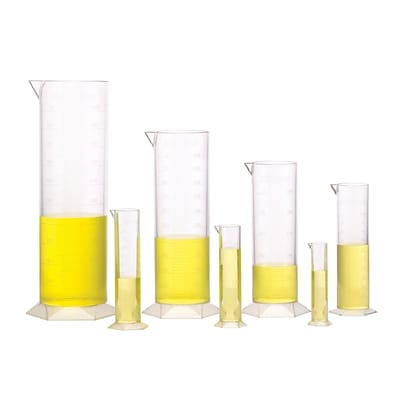 Learning Advantage Graduated Cylinders, Ages 9-18 (CTU7707)