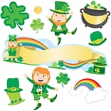 Carson-Dellosa St. Patricks Day, Bulletin Board Set (CD-110351)