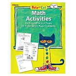 Teacher Created Resources Pete the Cat® Math Workbook, Kindergarten (EP-3512)